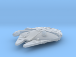 1:2700 Millenium Falcon in flight