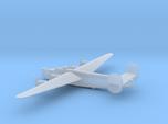 Consolidated B-24J (w/o landing gears)