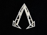 "Ammnra ""A"" Hidden Symbol/Belt Buckle"