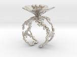 Flower ring (US sizes 10 – 13)