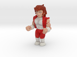 Double Dragon Jimmy Lee - full color minifigure.