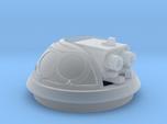 Bubble Canopy Gun - Fleur de Lis