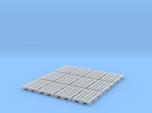 1/87th (H0) scale Pallets (12 pieces)