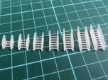 N Scale Stairs Assorted (21pc)