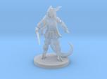 Female  Half Dragon Fighter