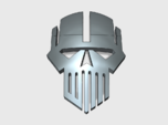 60x Iron Heads : Shoulder Insignia pack