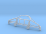 1/25 Early Bronco Front Tube Bumper, Low Winch