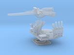 1/96 5 inch 25 (12.7 cm) Deck AA Gun KIT