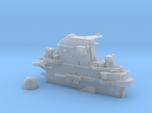 1/700 USS Intrepid CVS-11 Island 1968-1973