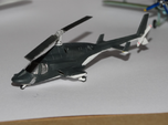 030A Modified Bell 222 1/144