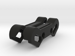 XRAY XB2 Front shock tower cover with wing slot