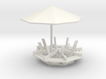 1/64 scale Picinic table