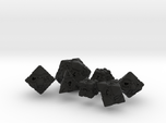 Companion Cube Polyhedral 7 Dice Set (+ decader)