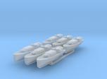US Navy 35ft motor boat 1/350