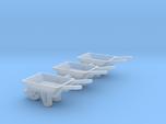 WheelBarrow 3 Pack N Scale