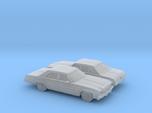 1/160 2X  1976 Chevrolet Impala Sedan