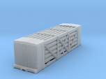 Helium ACF without roof supports