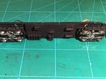 #87-2111 - Windsplitter Frame+Trucks