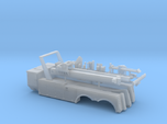 1/64th 35 ton Tandem Axle Tow Truck Body