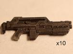 28mm M41 pulse rifle