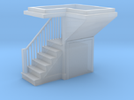 HO Scale staircase 3
