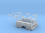 Dually Truck Utility Tool Box Bed - 1-87 HO Scale