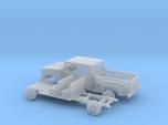 1/87 1961-65 Dodge PowerWagon Crew Stepside Kit