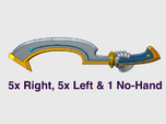 Energy Sword: Khopesh