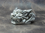 "Fu Dog (Komainu) ""a"" Ring"