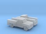 1/160 2X 1963-66 Chevrolet C-Series Utility