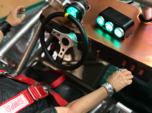 Tachometer with Shift Light Scale RC Crawler Truck