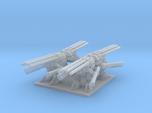 1/3000 Space Battle RobotsX4