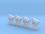 1/700 Exocet MM40 Launchers