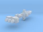 Earth Alliance Hyperion Heavy Cruiser ACTA Scale