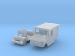 Mail Truck 1-87 HO Scale