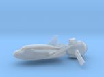 Dreamchaser Cargo Deployed 1/144 or 1/200