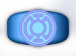 Blue Lantern Ring