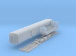 N-scale (1/160) PRR PB70D Combine