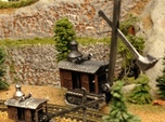 Steam Shovel N Scale