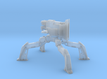 1/2000 War Robot Raijin (No Weapon) Bastion Mode