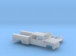 1/160 Chevrolet Cheyenne CrewCab Utility Kit