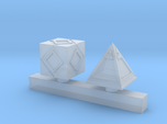 Wizard Hologram Cube Objectives