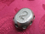 Two-sided 'pepperpot' die
