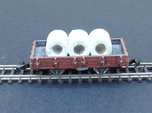 Wagon Chassis Pack 1 - Nm - 1:160