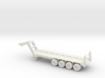 1/87 Scale M747 Semitrailer Low Bed