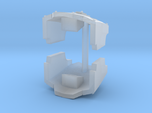 Death's Watch MkX Dreadnought shoulder pads