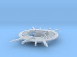 Imperial orbital shield gate / Scarif