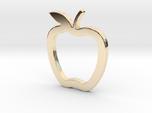 Weight Loss diet Apple Fruit Pendant for Women