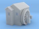 'N Scale' - Water Wheel House