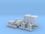 Kerr Stuart wren class locomotive kit